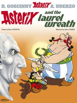 Asterix and the Laurel Wreath: Album #18