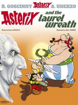 Asterix and the Laurel Wreath: Album #18