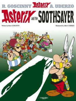 Asterix and the Soothsayer: Album #19