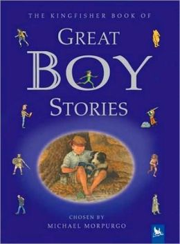 Great Boy Stories: A Treasury of Classics from Children's Literature