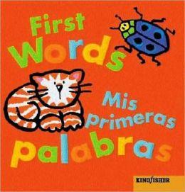 Mis Primeras Palabras/First Words