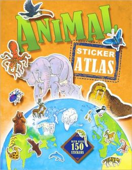 Animal Sticker Atlas
