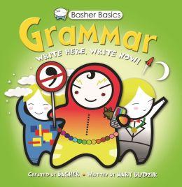 Grammar (Basher Series)