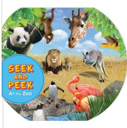 Seek & Peek: At The Zoo