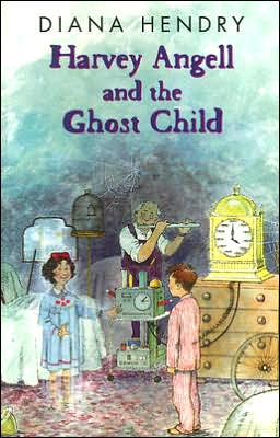 Harvey Angell and the Ghost Chold