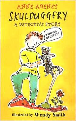 Skulduggery: A Detective Story