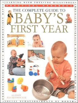 The Baby's 1st Year; Practical Handbook