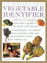 Vegetable Identifier: A Complete Visual Directory of the World's Favorite Vegetables