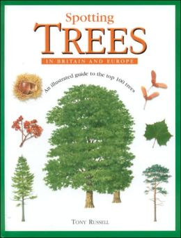 Spotting Trees in Britain and Eur: An Illustrated Guide to the Top 100 Trees