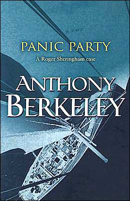 Panic Party: A Roger Sheringham Case
