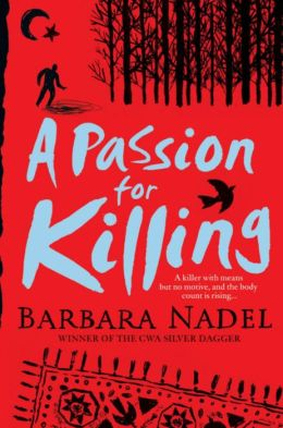 A Passion for Killing (Inspector Ikmen Series #9)