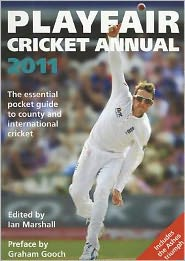 Playfair Cricket Annual 2011