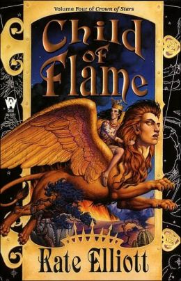 Child of Flame (Crown of Stars #4)