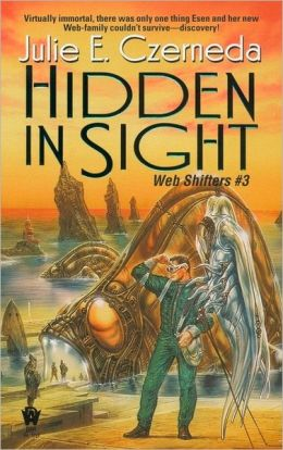 Hidden in Sight (Web Shifters Series #3)