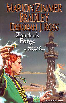 Zandru's Forge (Clingfire Trilogy #2)