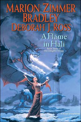 A Flame in Hali (Clingfire Trilogy #3)