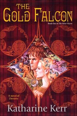 The Gold Falcon (Silver Wyrm Series #1)