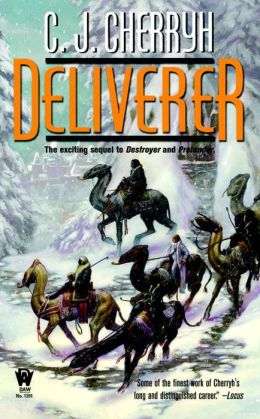 Deliverer (Third Foreigner Series #3)
