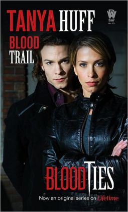 Blood Trail (Blood Books Series #2)