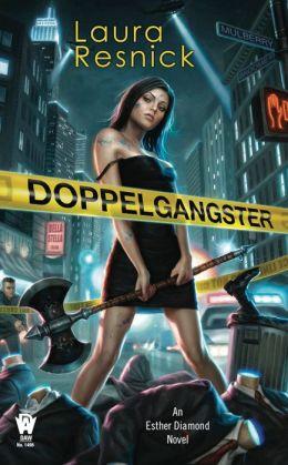 Doppelgangster (Esther Diamond Series #2)