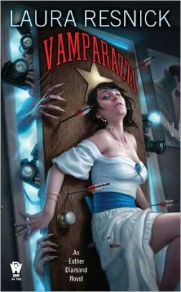 Vamparazzi: An Esther Diamond Novel