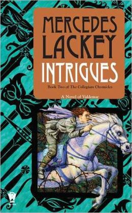 Intrigues (Collegium Chronicles Series #2)