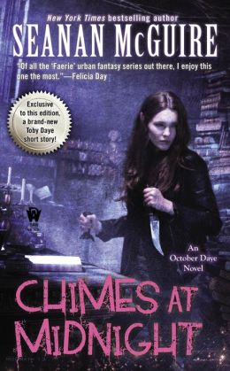 Chimes at Midnight (October Daye Series #7)