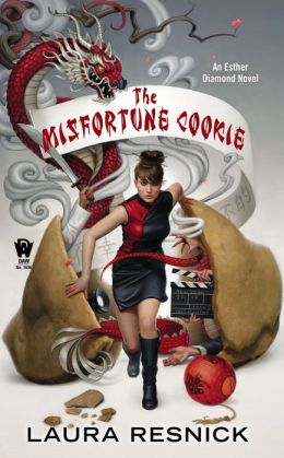 The Misfortune Cookie (Esther Diamond Series #6)