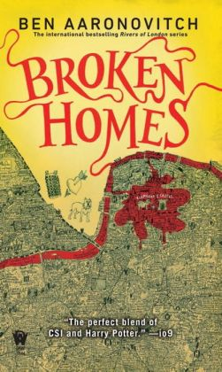 Broken Homes (Peter Grant Series #4)