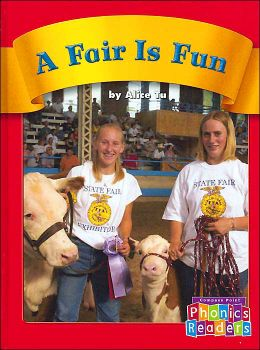 A Fair Is Fun (Compass Point Phonics Readers)