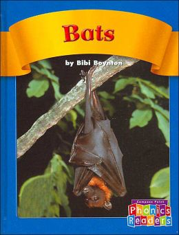 Bats (Compass Point Phonics Readers)
