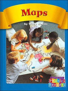 Maps (Compass Point Phonics Readers)