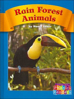 Rain Forest Animals (Compass Point Phonics Readers)