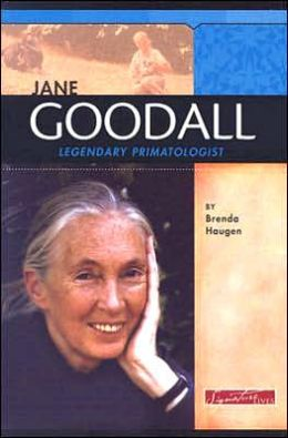 Jane Goodall: Legendary Primatologist