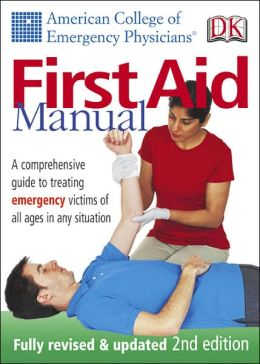 ACEP First Aid Manual, 2nd edition