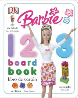 Barbie 123 Board Book / Libro De Carton