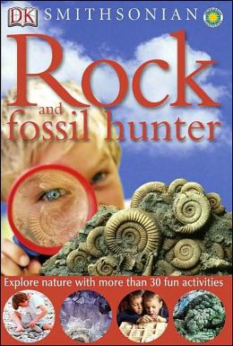 Rocks and Fossil Hunter (Nature Activity Series)