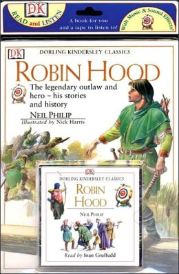 Read and Listen Books: Robin Hood