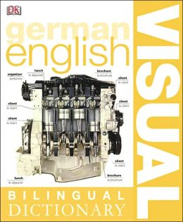 Germana English Bilingual Visual Dictionary