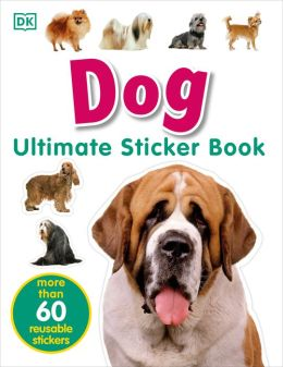 Ultimate Sticker Books: Dog
