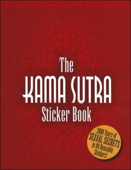 Kama Sutra Sticker Book