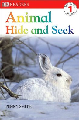 DK Readers L1: Animal Hide and Seek
