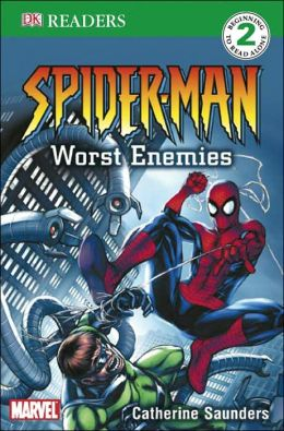 Spider-Man: Worst Enemies (DK Readers Level 2)