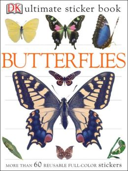 Butterflies (Ultimate Sticker Books Series)