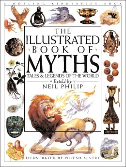 Illustrated Book of Myths Paperback