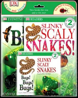 Bugs! Bugs! Bugs! and Slinky, Scaly Snakes!