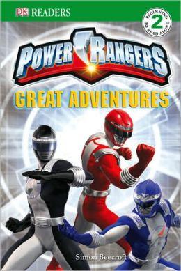 Disney Power Rangers: Great Adventures