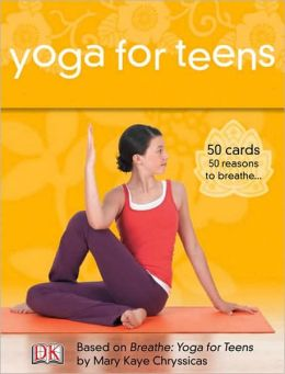 Yoga For Teens Card Deck