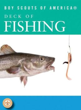Boy Scouts of America's Deck of Fishing