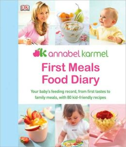 First Meals Food Diary
